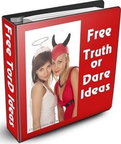 Ezine list of dares