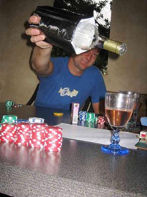 Playing Texas Holdem