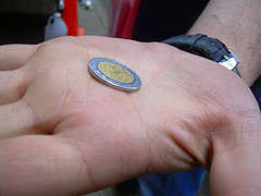 A Coin in the Hand
