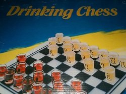 you can always play drinking chess game at your college party