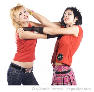 really sexy girl fight