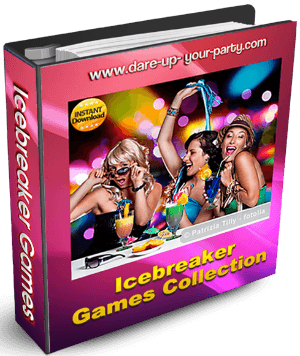 Icebreaker games ebook cover page