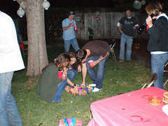 Icebreaker Games for Parties Playing Scavenger Hunt