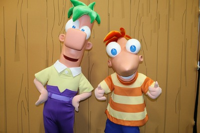 Phineas and Ferbs