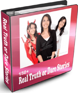 Truth or Dare Stories ebook coverpage