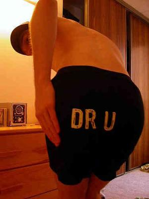 Would you want to be dared to run around in your underwear?