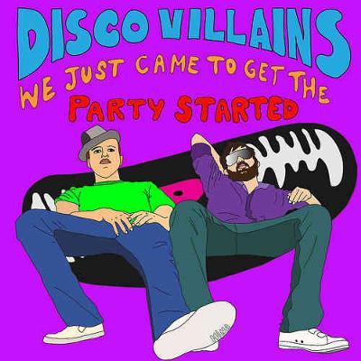 Nice Slogan for a Disco Party