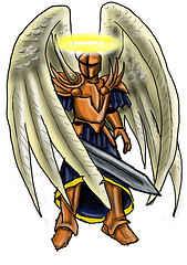The Holy Warior