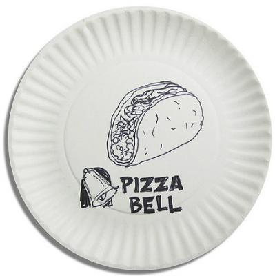 Another nice idea is to play this game on paper plates