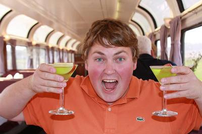 Have you ever tried a nasty Appletini Drink?