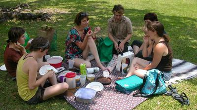 Perfect games for picnic